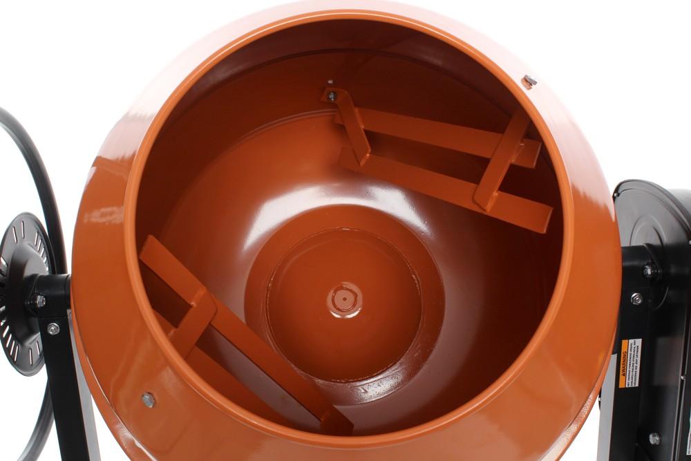 Miešačka betónu KD490 140 litrov