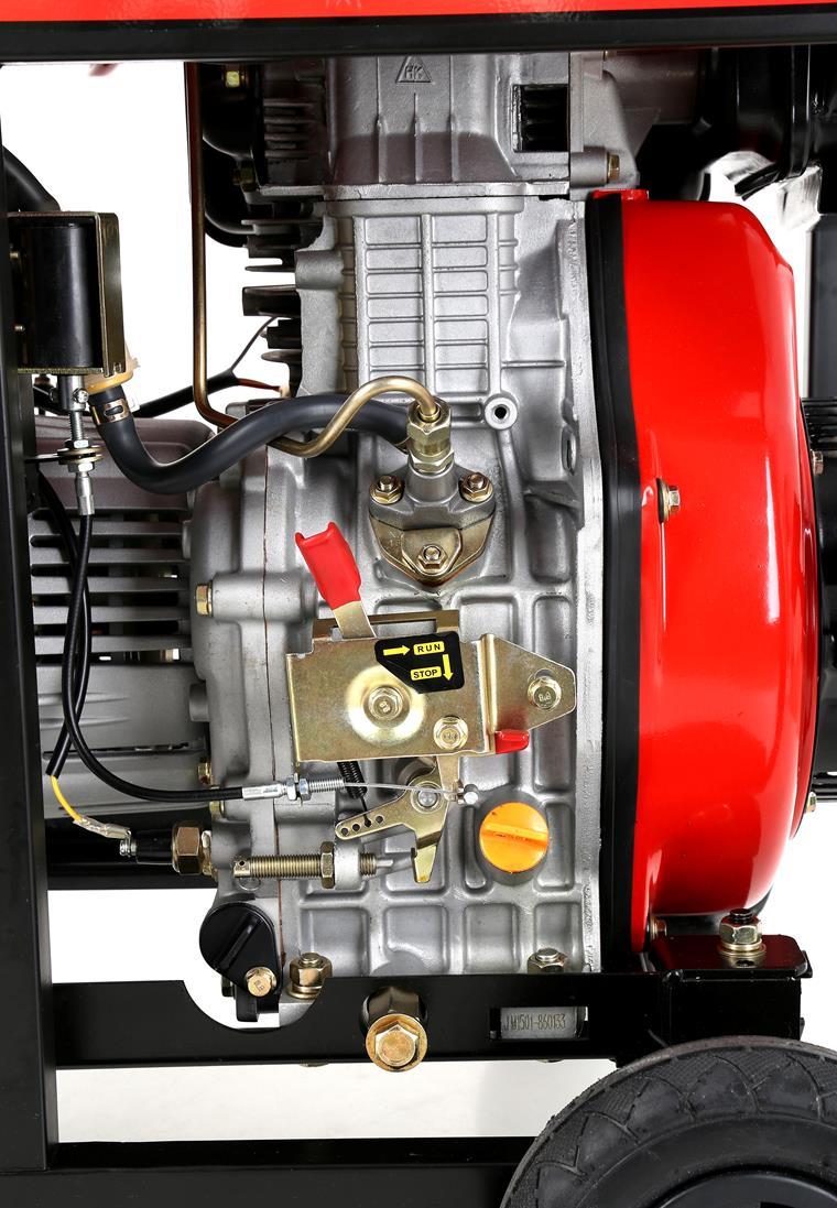 agregat kd122