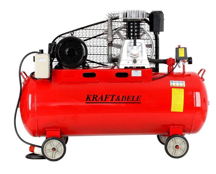 Kompresor olejowy KD1476