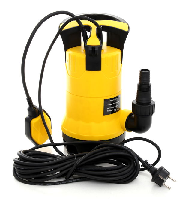 pompa do wody brudnej kd740 1650W